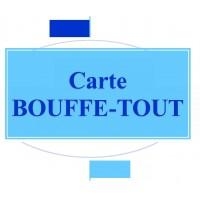 Carte Bouffe-tout