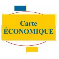 Carte Économique
